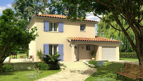 Maison à vendre .(105 m²)(ECHALAS) avec (CEVI 69)