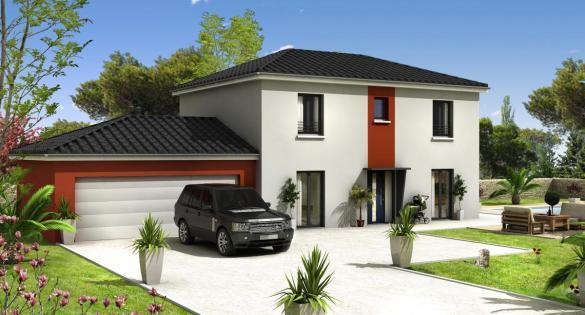 Maison à vendre .(105 m²)(TERNAY) avec (CEVI 69)