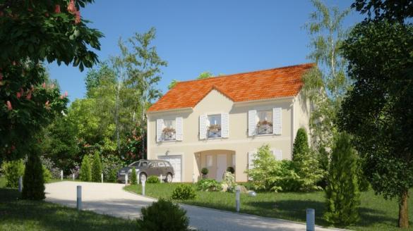 Maison à vendre .(151 m²)(LONGPONT SUR ORGE) avec (MAISONS PIERRE STE GENEVIEVE DES BOIS)