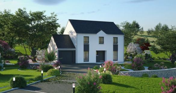 Maison à vendre .(152 m²)(ETAMPES) avec (MAISONS PIERRE STE GENEVIEVE DES BOIS)