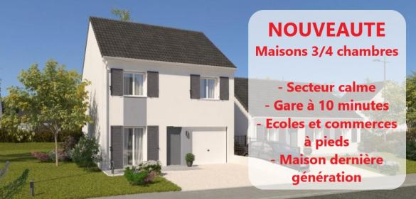 Maison à vendre .(88 m²)(SAINTE GENEVIEVE) avec (MAISON PIERRE)