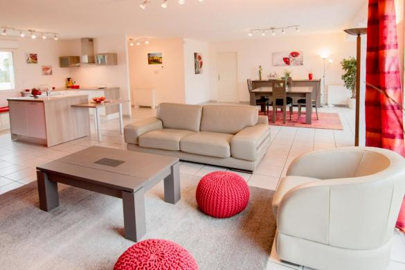 Maison à vendre .(112 m²)(SAINT MARTIN DU TERTRE) avec (MAISON PIERRE)