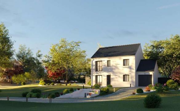 Maison à vendre .(110 m²)(NEUILLY PLAISANCE) avec (MAISONS PIERRE ORMESSON)