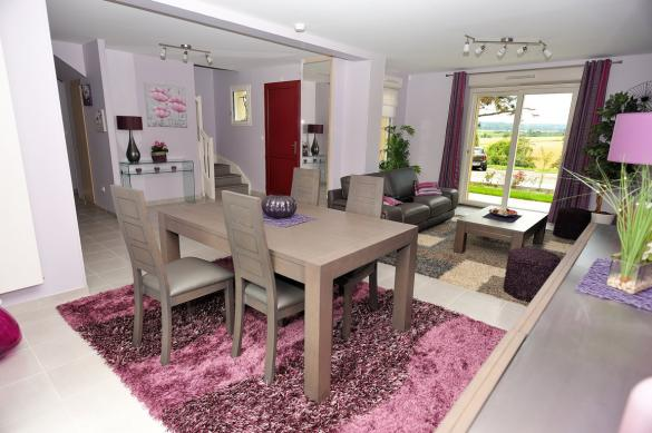 Maison à vendre .(97 m²)(CARRIERES SOUS POISSY) avec (MAISONS PIERRE PUISEUX PONTOISE)