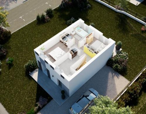 Maison à vendre .(88 m²)(SOURDUN) avec (MAISONS PIERRE BELLE EPINE)