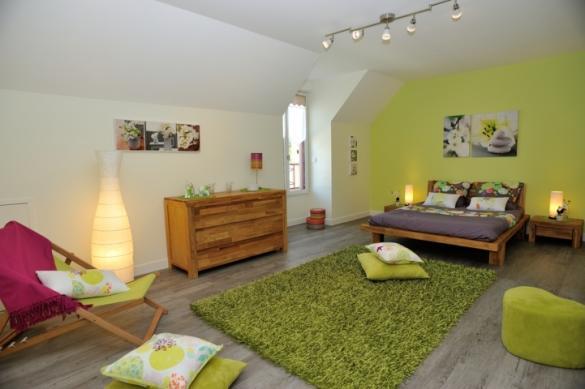 Maison à vendre .(107 m²)(LA VILLE DU BOIS) avec (MAISONS PIERRE BELLE EPINE)