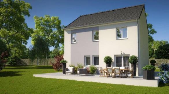 Maison à vendre .(95 m²)(MELUN) avec (MAISONS PIERRE VILLENEUVE ST GEORGES)
