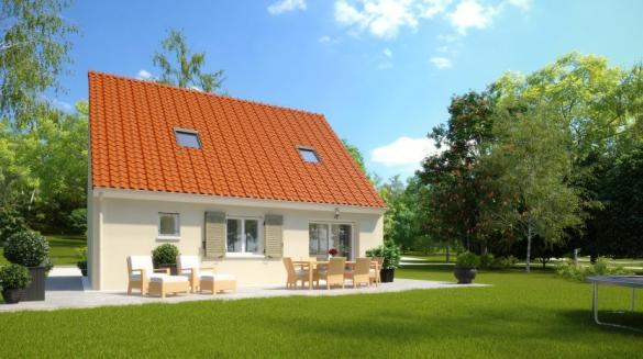 Maison à vendre .(82 m²)(VILLEPARISIS) avec (MAISONS PIERRE AULNAY 1)