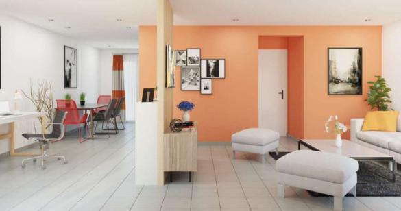 Maison à vendre .(56 m²)(SARAN) avec (MAISONS PIERRE ORLEANS)