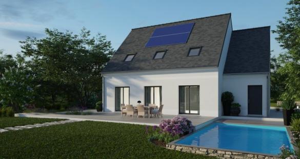 Maison à vendre .(131 m²)(AUFFARGIS) avec (MAISONS PIERRE)