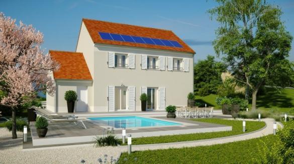Maison à vendre .(133 m²)(CLAIREFONTAINE EN YVELINES) avec (MAISONS PIERRE)
