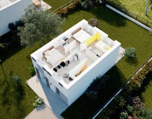 Maison à vendre .(80 m²)(DAMMARTIN EN GOELE) avec (MAISONS PIERRE)