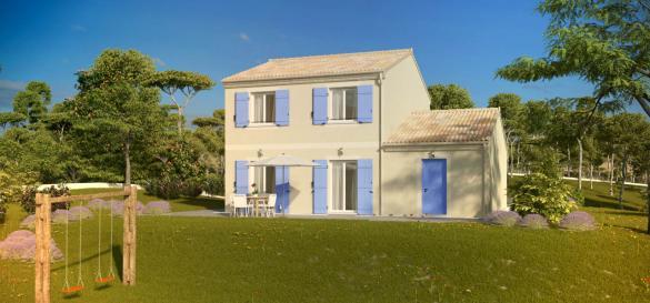 Maison à vendre .(92 m²)(TREMBLAY EN FRANCE) avec (MAISONS PIERRE)