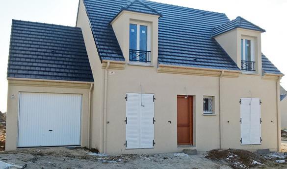 Maison à vendre .(107 m²)(DAMMARTIN EN GOELE) avec (MAISONS PIERRE)