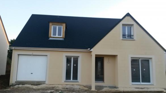 Maison à vendre .(128 m²)(CREPY EN VALOIS) avec (MAISONS PIERRE)