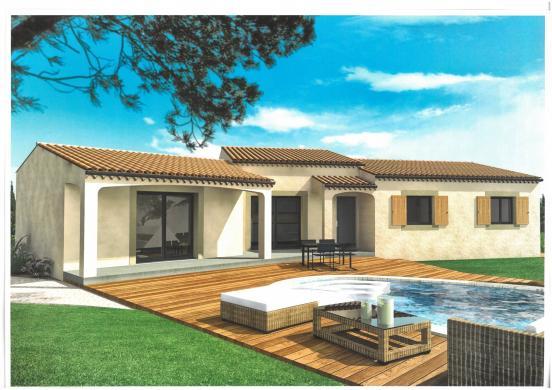 Maison à vendre .(110 m²)(SORGUES) avec (ALPHA VILLAS)