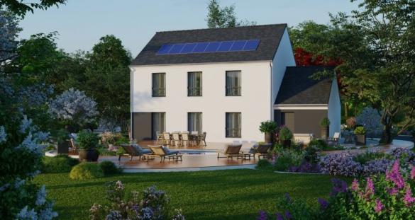 Maison à vendre .(152 m²)(BOVES) avec (MAISONS PIERRE AMIENS)