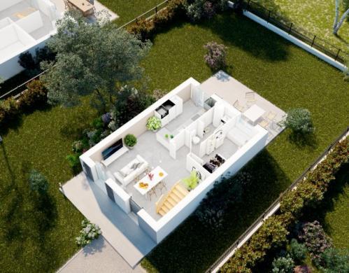 Maison à vendre .(80 m²)(LE MESNIL SAINT DENIS) avec (MAISONS PIERRE COIGNIERES 2)