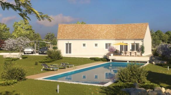 Maison à vendre .(136 m²)(ETAMPES) avec (MAISONS PIERRE SENS)