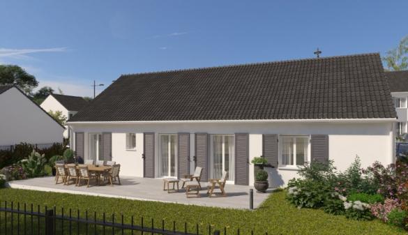 Maison à vendre .(99 m²)(MOLINONS) avec (MAISONS PIERRE SENS)