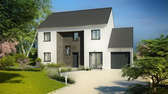 Maison à vendre .(133 m²)(SANDARVILLE) avec (MAISONS PIERRE CHARTRES)