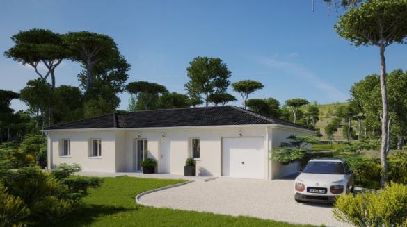Maison à vendre .(112 m²)(L'AIGUILLON SUR VIE) avec (MAISONS PIERRE LA ROCHE SUR YON)