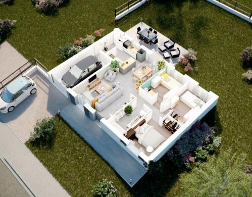 Maison à vendre .(78 m²)(LA CHAIZE LE VICOMTE) avec (MAISONS PIERRE LA ROCHE SUR YON)