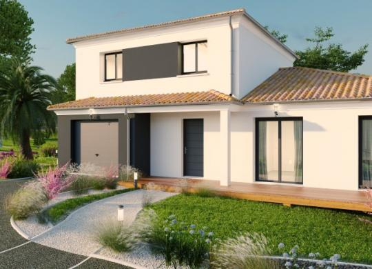 Maison à vendre .(138 m²)(SAINT JEAN DE MONTS) avec (MAISONS PIERRE NANTES SUD)