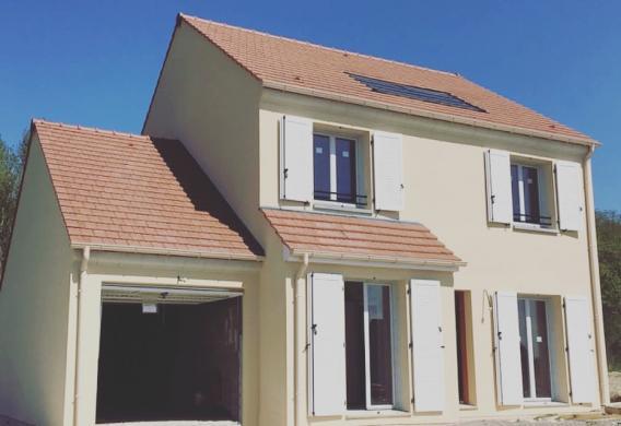 Maison à vendre .(87 m²)(TOUVOIS) avec (MAISONS PIERRE NANTES SUD)