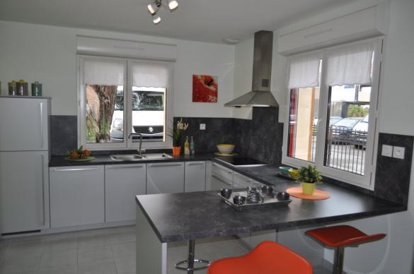 Maison à vendre .(115 m²)(PERNAY) avec (MAISONS PIERRE TOURS)
