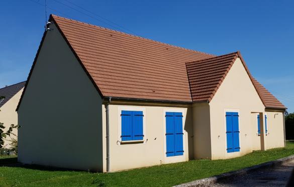 Maison à vendre .(103 m²)(MONNAIE) avec (MAISONS PIERRE TOURS)