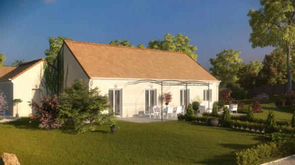 Maison à vendre .(103 m²)(THILOUZE) avec (MAISONS PIERRE TOURS)