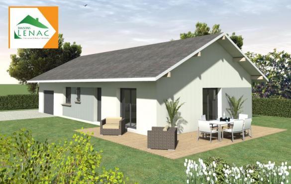Maison à vendre .(117 m²)(SAINT MARTIN DU TERTRE) avec (MAISONS LENAC)