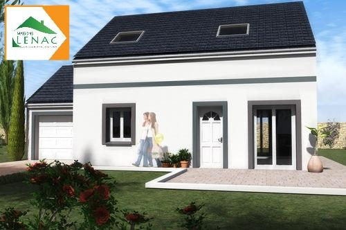 Maison à vendre .(106 m²)(GURGY) avec (MAISONS LENAC)