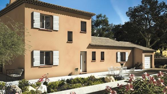 Maison+Terrain à vendre .(120 m²)(PEZILLA LA RIVIERE) avec (LES MAISONS DE MANON)