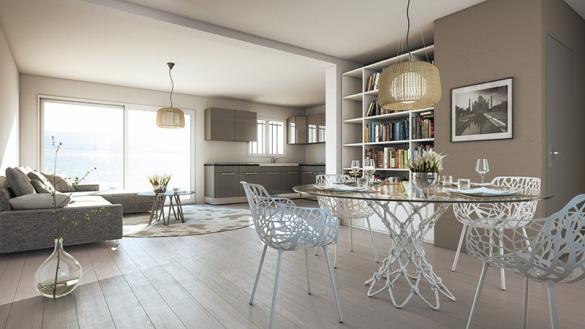 Maison+Terrain à vendre .(80 m²)(JOCH) avec (LES MAISONS DE MANON)