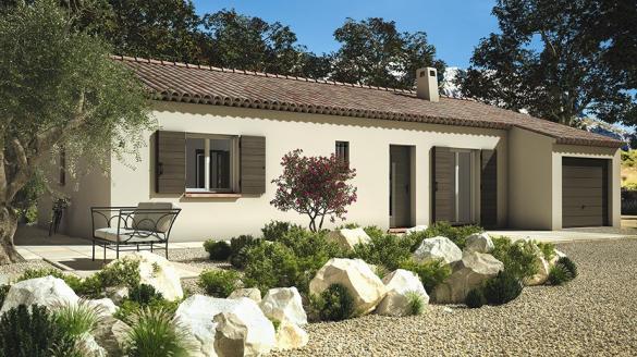 Maison+Terrain à vendre .(80 m²)(SAINT JEAN PLA DE CORTS) avec (LES MAISONS DE MANON)