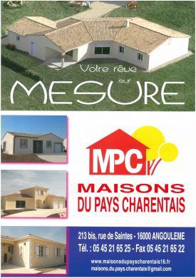 Maison+Terrain à vendre .(70 m²)(ETAULES) avec (MAISONS DU PAYS CHARENTAIS)