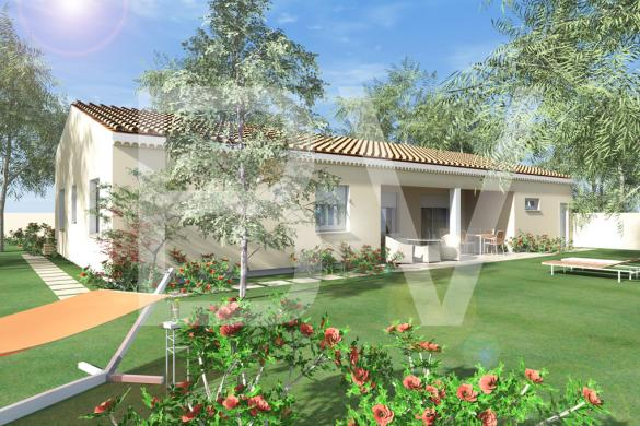 Maison+Terrain à vendre .(AUBENAS) avec (BATIVILLA SARL A&K)