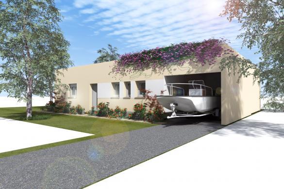 Maison+Terrain à vendre .(ALISSAS) avec (BATIVILLA SARL A&K)