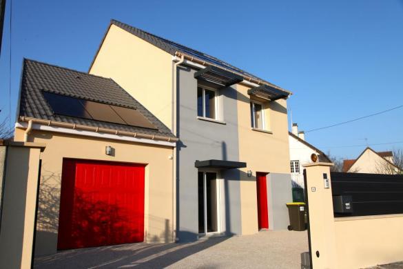 Maison à vendre .(80 m²)(FONTAINE AU PIRE) avec (MAISONS PIERRE SAINT QUENTIN)