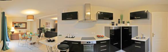 Maison à vendre .(109 m²)(VILLERS COTTERETS) avec (MAISONS PIERRE SAINT QUENTIN)