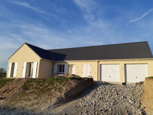 Maison à vendre .(116 m²)(SOISSONS) avec (MAISONS PIERRE SAINT QUENTIN)