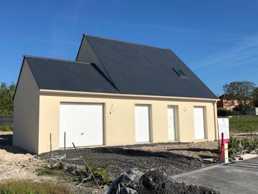 Maison à vendre .(81 m²)(LA FERTE SOUS JOUARRE) avec (MAISONS PIERRE SAINT QUENTIN)