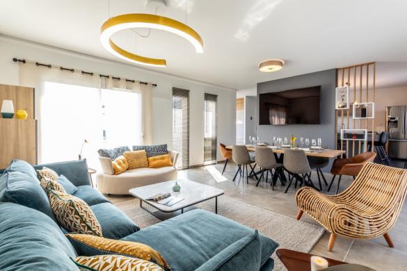 Maison à vendre .(129 m²)(CHAUNY) avec (MAISONS PIERRE SAINT QUENTIN)