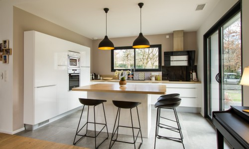 Maison à vendre .(133 m²)(LAON) avec (MAISONS PIERRE SAINT QUENTIN)