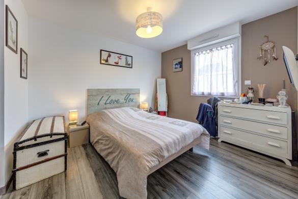 Maison+Terrain à vendre .(122 m²)(LASSY) avec (Maisons Phénix Montgermont)