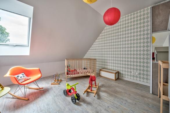 Maison+Terrain à vendre .(122 m²)(CHANTELOUP) avec (Maisons Phénix Montgermont)