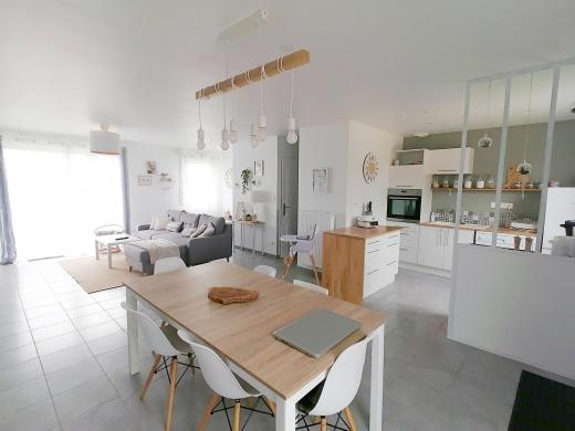 Maison+Terrain à vendre .(119 m²)(POLIGNE) avec (Maisons Phénix Montgermont)
