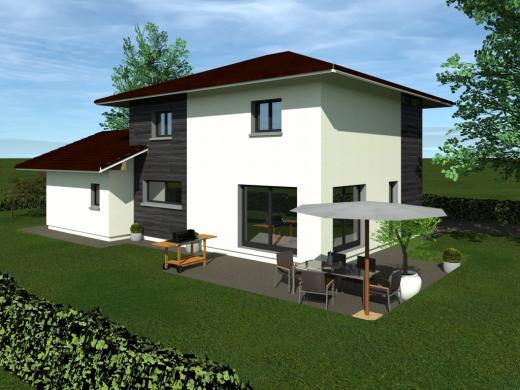 Maison à vendre .(104 m²)(NANCES) avec (MAISONS OXEO)